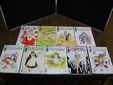 LOT OF 9 Oh My Goddess! SPECIAL comic books from Dark Horse Comics MANGA