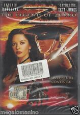 Dvd **THE LEGEND OF ZORRO** con Antonio Banderas nuovo 2005