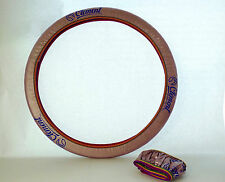 Clement wheel covers tire pair Vintage road Bicycle tubular or clincher 700c NOS