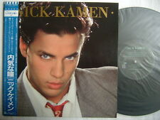PROMO LABEL / NICK KAMEN SAME SELF / UNPLAYED WITH OBI MADONNA