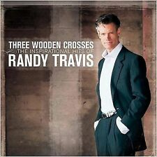 Three Wooden Crosses: The Inspirational Hits of Randy Travis by Randy Travis...