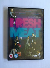 Fresh Meat - Series 1 - Complete (DVD, 2012) PAL 2 DVD SET - FAST POST