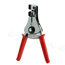 Automatic Cable Wire Stripper Stripping Steel Crimper Crimping Plier Cutter Tool