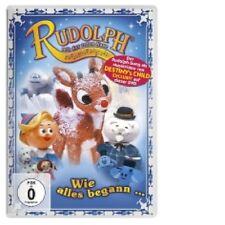 Rudolph mit der roten Nase - Wie alles begann... (DVD) - NEU-