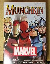 Munchkin Marvel Edition PSI MU011-000