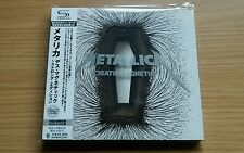 METALLICA - DEATH MAGNETIC JAPAN SHM-CD w/OBI (UICR-9028) (1st Print) *NEW*