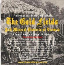 CD - Gold History - The Gold Fields of Victori - R.Brough + 10 Bonus Ebooks