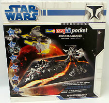 STAR WARS : ADVENT CALENDER EASYKIT POCKET MADE BY REVELL IN 2008 (MI)