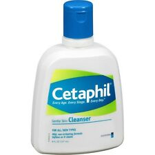 Cetaphil GENTLE Skin Cleanser - 8 Oz
