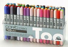Copic ciao stylos 72 set b-manga graphic arts + craft marqueurs-expédition rapide