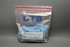 PACK OF 250 NEW CTS RESISTOR NETWOR ARRAY 2390947 CTS9013