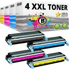4XL TONER  für HP C9730A C9731A C9732A C9733A Color LaserJet 5500N 5500DN 5550DN