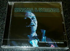 FRANK SINATRA-SINATRA & STRINGS-REMASTERED CD 2010-NEW & SEALED