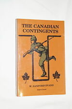 Canadian Contingents Boer War South Africa Reference Book