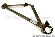 Password JDM Bronze 3PT Front Strut Bar 92-95 Civic/92-00 Integra