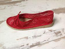 P39 - Chaussures femmes NEUVES PARE GABIA - Modèle Calia Rouge (84.00 €)