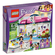 LEGO FRIENDS 41007 HEARTLAKE TIERSALON NEU & OVP!