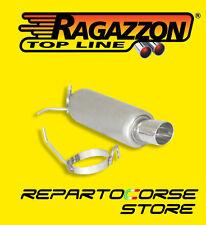 RAGAZZON TERMINALE SCARICO ROTONDO 90mm SUZUKI SWIFT 1.3DDiS 16V 51kW 18.0487.60