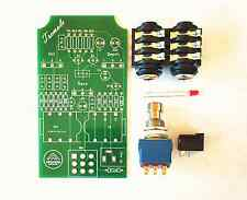 DIY Analog Tremolo Effect pedal Kit - PCB and more