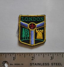 London District, Region, Boy Scouts Canada Badge, Patch, New