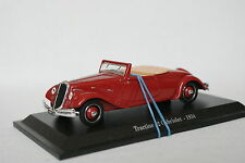 UH Presse 1/43 - Citroen Traction 22 Cabriolet 1934