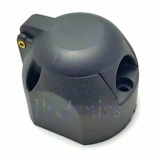 7 Pin Large Round Plastic Trailer Plug Socket Narva