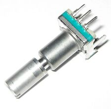 Alps Rotary Encoder w/ Momentary Switch - 30 Detents / 360 Degrees - PC Board