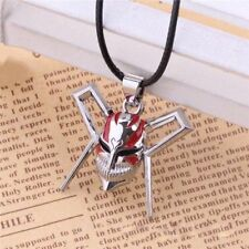Anime New Bleach Ichigo Kurosaki Pendant Necklace Cosplay Prop Gift Collection