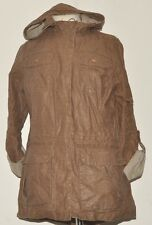 SUPERB BARBOUR WOMEN'S VINTAGE DURALINEN FORCE PAKA JACKET UK 10