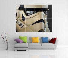 Star Wars De Stormtrooper Arte De Pared Gigante impresión de foto Cartel G37