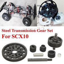 Acier Transmission Pneu Gear Set pour Axial SCX10 1:10 RC Crawler voiture jouet
