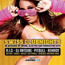 Various - Swiss Clubnights - 22 smashed up hits in the mix (OVP)