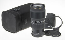 Sigma 70-200mm f/2.8 APO EX DG MACRO HSM for Canon +pouch +ring +hood