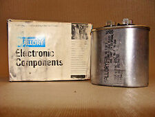 Mallory 10UF 440 VAC Capacitor STD37710 New FREE SHIPPING!!