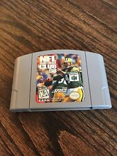 NFL Quarterback Club 98 (Nintendo 64, 1997) Game Cart Works NE5