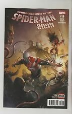 MARVEL COMICS SPIDERMAN 2099 #19 MARCH 2017 1ST PRINT NM
