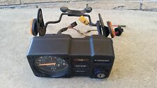 1992 Kawasaki KE100 KE 100 Speedometer Gauge Cluster with Headlight Bracket