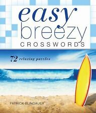 Easy Breezy Crosswords