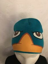 Disney Phineas And Ferb Perry The Platypus Beanie Hat