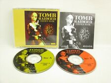 TOMB RAIDER II 2 GOLDEN MASK PC Game Windows 95 98 pc