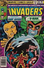 Marvel Comics! Invaders! Issue 38!