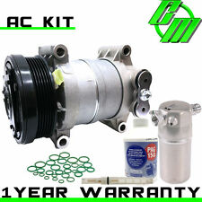 A/C Compressor Kit Fits Chevrolet Blazer, S10 V6 4.3L 1996-1998 OEM Brand New