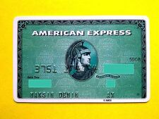 Russia American Express credit card (expired)
