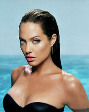 ANGELINA JOLIE 8X10 PHOTO PICTURE HOT SEXY CANDID 79