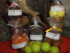 SALE!! Wow !! 40 SUPER SCENTED WAX TART MELTS U PICK 4 BAGS YOUR CHOICE OF SCENT