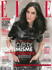 ELLE France 02 December 2016 JENNIFER CONNELLY Sanne Vloet ISABELLE ADJANI @New@