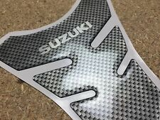 Motorbike Motorcycle Tank Pad Protector Suzuki Bandit GSF GSXR etc -ultra sticky