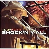 Keith Toby CD Shock'N Y'All (Exc!)