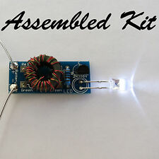Joule Thief Kit - Assembled! Training STEM,Science Fair Project