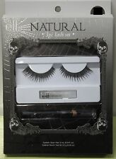 elf NATURAL 3PC COSTUME EYELASHES Cosmetics False Adult Women Diva Costume Lash